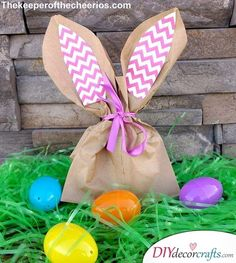 Bunny Bag - Amazing Easter Gift Ideas for Adults