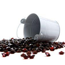 Ruby Red Diamond Decor