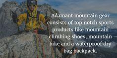 Mountain Climbing Gear, Mountain Gear, Mountain Biking, Climbing Shoes, Adventure, Adventure Movies, Adventure Books