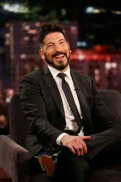 March 23rd - Jon Bernthal on 'Jimmy Kimmel Live'