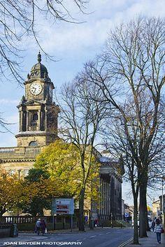Lancaster Town Hall, Lancashire