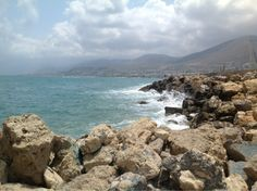 """Hersonnisus - Crete -  the rugged scene not the """" other scene"""""""