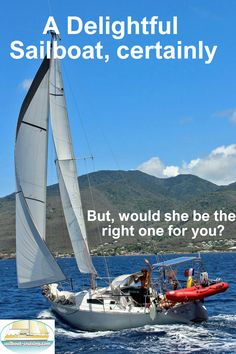 It's all to easy to buy a boat with your heart rather than your head... Used Sailboats For Sale, Sailboat Cruises, Buy A Boat, Thought Provoking, Marines, Are You The One, Sailing, Heart, Candle