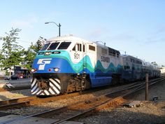 sounder train Gallery