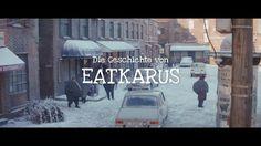 EDEKA: Eatkarus learns to fly  #EDEKA, #JungVonMatt