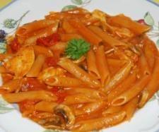 Rezept All-In-One Geschnetzeltes Toskana von MuckTm31 - Rezept der Kategorie Hauptgerichte mit Fleisch