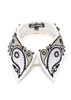 Holly Fulton Embellished Collar
