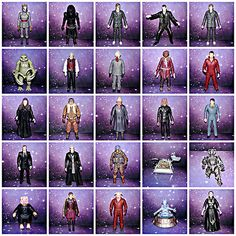 """#Doctor who #selection of #cheap new series 5"""" action figures,  View more on the LINK: http://www.zeppy.io/product/gb/2/301518968035/"""