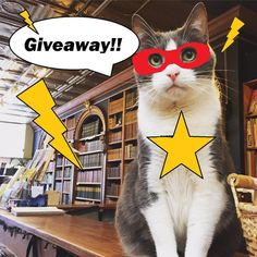 GIVEAWAY! Win a pair of 3-day passes to WIZARD WORLD Cleveland coming March  2-4 2018! For one entry LIKE this post. For one optional extra entry per  person make sure you're following us on Instagram or Facebook @loganberrybooks. You have until  11:59pm EST on Monday February 19 2018 to enter before we pick one entry at random. (All official rules below). Anyone too impatient for us to pick a winner can enjoy 20% off your ticket  with the code LOGAN20 at…