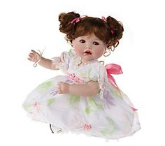 Marie Osmond QVC Dolls   Baby Jessica Limited Edition Doll by Marie Osmond
