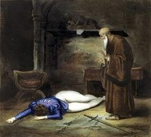 Deathly diction underscores the loss of several important characters in Act 3, Scene 1.