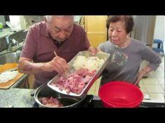 Deeds of Wisdom: Chicken Hekka Easy Chicken Recipes, Asian Recipes, Japanese Recipes, Chicken Hekka Recipe Hawaii, Loco Food, Hawaiian Dishes, Hawaiian Recipes, Fun Cooking, Cooking Recipes