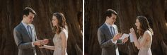 Julia + Jeff's Elopement - Sequoia National Park, CA - When Julia and Jeff contacted us about their elopement, in Sequoia National Park, we were super excited by the idea of documenting it. They are outd...