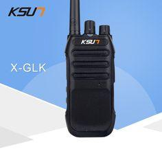 KSUN-GLK handheld walkie talkie 5W high power UHF Handheld Two Way Ham Radio Communicator HF Transceiver Amateur Handy Review Ham Radio, Walkie Talkie, Talk To Me, Electronics, Consumer Electronics