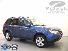2009 Subaru Forester 2.5X  McDonald Independent. Specializing in Pre-Owned Subarus, Sales and Service. BILL BUCHELERES has be... [Read More]  Selling Price: $20,988  VIN: JF2SH63619G756432  Stock #: SP9G756432  Miles: 43,923  Transmission: Manual  Exterior Color: Blue  www.mcdonaldvolvousedcars.com/littleton-co-used-volvo
