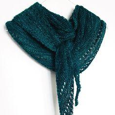 Orbit Shawl Kit – Knit Purl