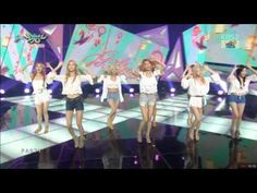150724 소녀시대 - Party 마지막방송 [720P]