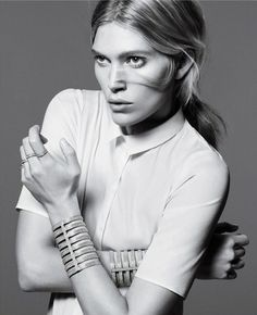 #Iselin Steiro x Repossi Spring Summer 2013 Campaign photographed by David Sims