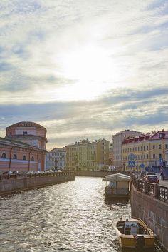 Saint Petersburg- Russia