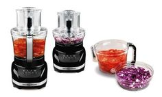 Groupon - Hamilton Beach Big Mouth Duo Plus Food Processor in [missing {{location}} value]. Groupon deal price: $45.99