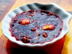 Marmelada de prune cu miez de nuca