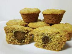 Peanut Butter Quest Brownie Cooke Cups
