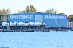 Dredge Harbor Marina in Delran, NJ, directly across the Delaware River from Pennypack Creek, as seen from the southern end of Amico Island.