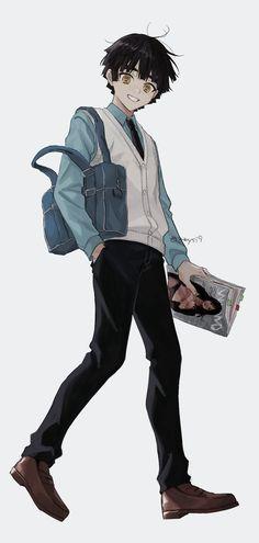 Manga Anime, Anime Demon, Anime Guys, Anime Art, Demon Slayer, Slayer Anime, Deadman Wonderland, Gekkan Shoujo, Demon Hunter