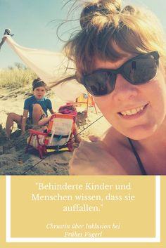 Die Tochter von Christin sitzt im Rollstuhl: Bei Frühes Vogerl erzählt sie, was sie sich für ihrer Tochter wünscht.