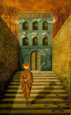 Remedios Varo | Surrealist painter | Tutt'Art@ | Pittura • Scultura • Poesia • Musica