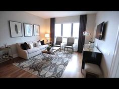 Take a virtual tour of the penthouses at our new, downtown Chicago luxury apartments, AMLI River North!