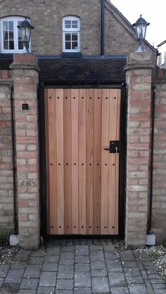 wood Gates - Google Search