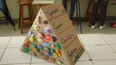 Projetos para Educação Infantil, Brinquedos e brincadeiras, lembrancinhas e planos de aula. Nutrition Activities, Class Activities, Kinesthetic Learning Style, Healthy Diet For Kids, Food Pyramid Kids, Cycle For Kids, Diy For Kids, Crafts For Kids, Toys From Trash