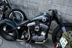 Harley Davidson FLH Early Shovelhead