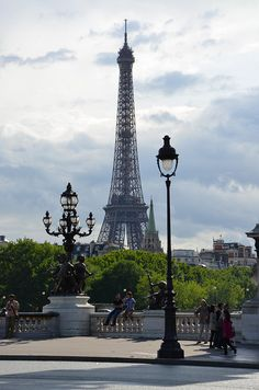 Paris is the city of love. The Eiffel Tower is just magnificent and one of the best viewing artifact in the world.