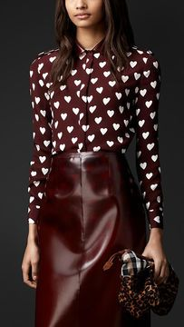 burberry oxford and hearts fall 2013