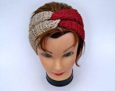 SUMMER SALE 20 OFF  Women's Headband  Crochet by BettyMarieJones, $12.00