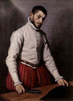 Tailor, 1570, GIOVANNI BATTISTA MORONI