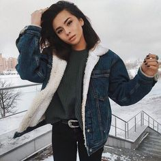 $42,00 Jacket - http://ali.pub/172t4 AliExpress style fashion girl boy nice clothes clothing look autumn winter spring snow sweater look outfits blue green black white