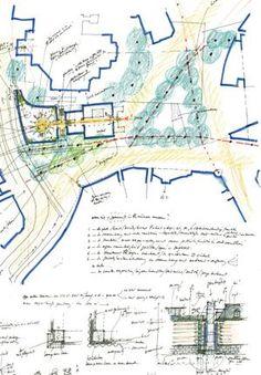 Plan Museum Hilversum  Architect: Hans Ruijssenaars