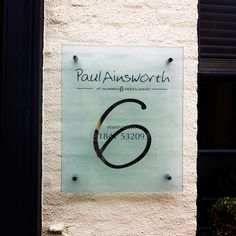 No6 Paul Ainsworth