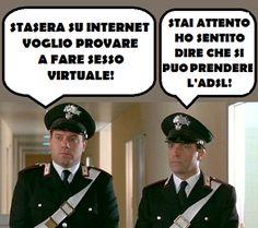#carabinieri #umorismo #vignette