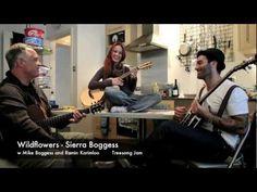 Treesong Jam - Wildflowers - Sierra Boggess w Mike Boggess and Ramin Karimloo  (Team Rierra)