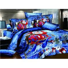 Bed Queen Bed Sheet Quilt Cover Pillow Case Christmas Bedding Set Z King Size Bedding Sets, Queen Size Duvet Covers, Cheap Bedding Sets, Comforter Sets, Duvet Cover Sets, Cover Pillow, Comforter Cover, Pillow Set, Unique Bedding