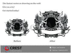 Raster To Vector, Vector File, Convert Image To Vector, Printing Process, Screen Printing, Photograph, Drawings, Simple, Artwork