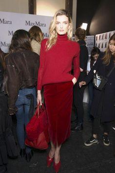 Модные юбки осень-зима 2017-2018 — подборка стильных образов