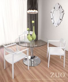 Dining Tables : Zuo Modern: Galaxy Dining Table At Lofty Ambitions | Modern  Furniture Canada Idea