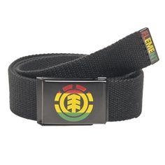 Element Anti-Matter belt black rasta