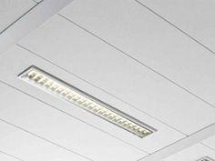 Pannelli per controsoffitto fonoassorbente in fibra minerale THERMATEX ALPHA HD - Knauf AMF Italia Controsoffitti