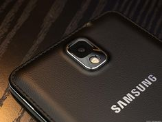 The Note comes with a 13-megapixel camera and LED flash.